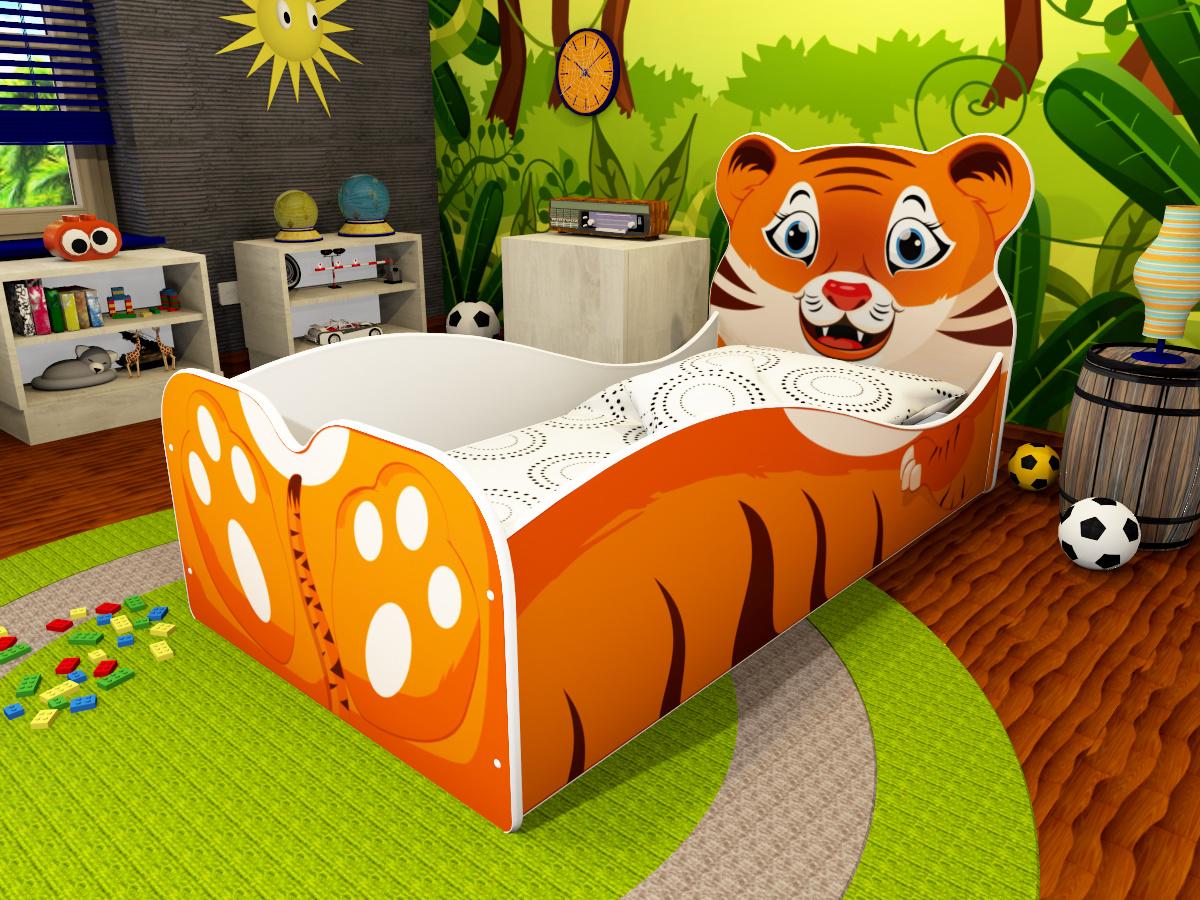 lozko tygrys wizka
